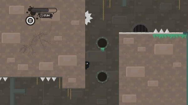 BLACK ALIVE! Android Game Image 2
