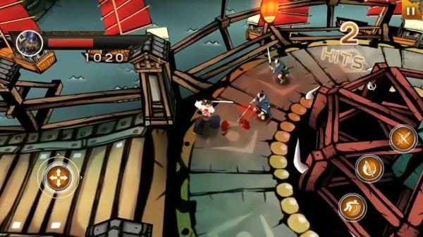 Legacy Of Ninja - Warrior Revenge Fighting Game Android Game Image 1