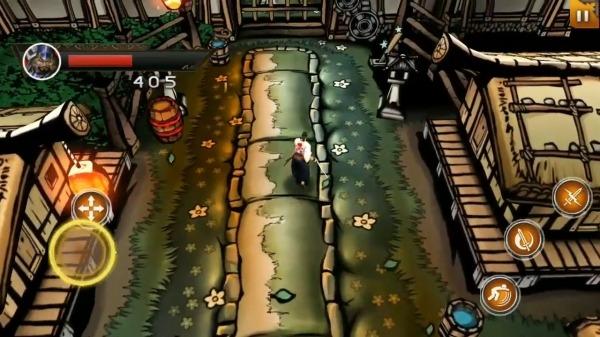 Legacy Of Ninja - Warrior Revenge Fighting Game Android Game Image 4