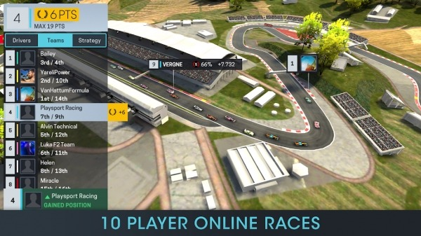 Motorsport Manager Online Android Game Image 4