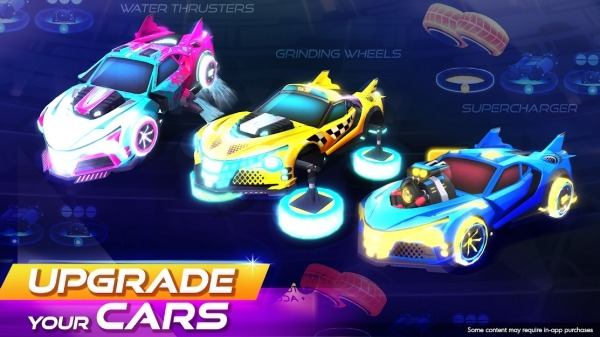 RaceCraft - Build & Race Android Game Image 3