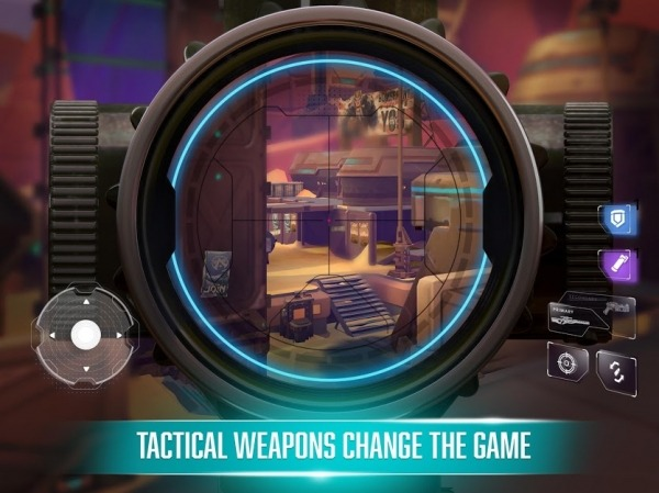 Rise: Shooter Arena Android Game Image 4