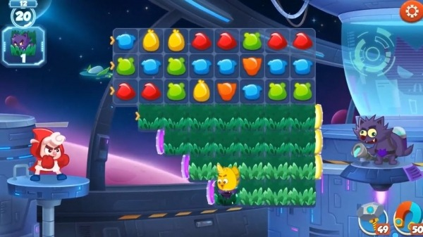 Sheepong : Match-3 Adventure Android Game Image 4