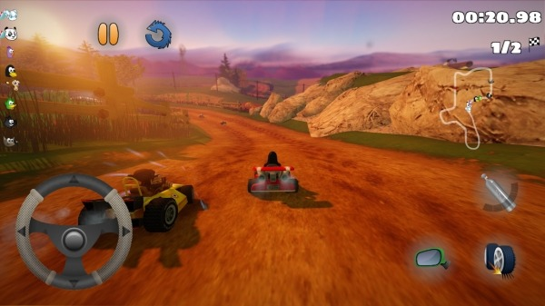 SuperTuxKart Android Game Image 1