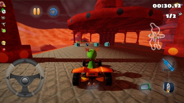 SuperTuxKart Android Game Image 3