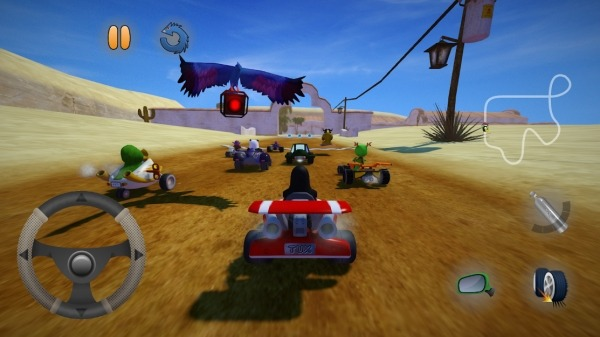 SuperTuxKart Android Game Image 5