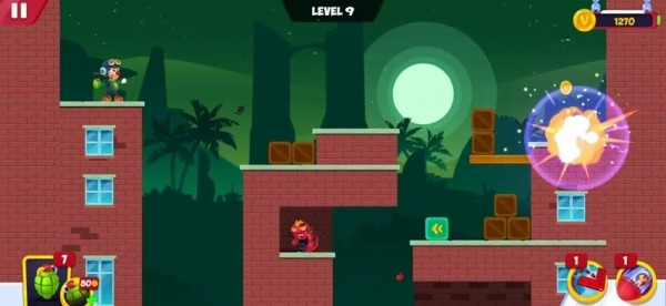 The Bombard Android Game Image 2