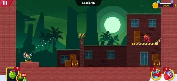 The Bombard Android Game Image 3