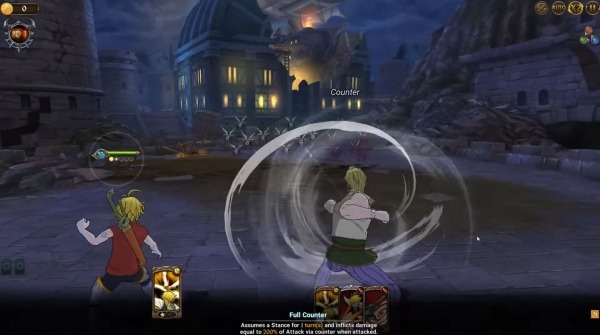 The Seven Deadly Sins: Grand Cross Android Game Image 1