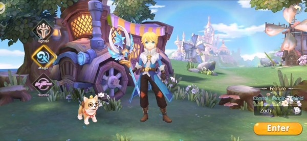 Astral Fable Android Game Image 2