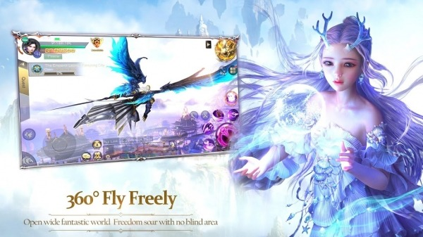 Astral Soul Awaken Android Game Image 2