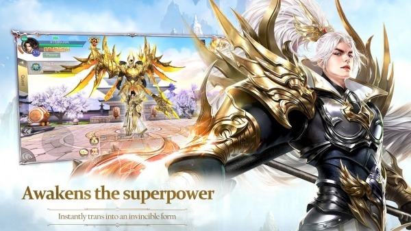 Astral Soul Awaken Android Game Image 3