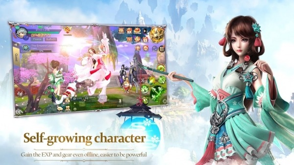 Astral Soul Awaken Android Game Image 5