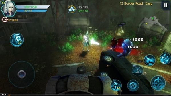 Broken Dawn:Trauma HD Android Game Image 1