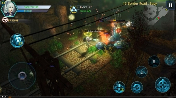 Broken Dawn:Trauma HD Android Game Image 2