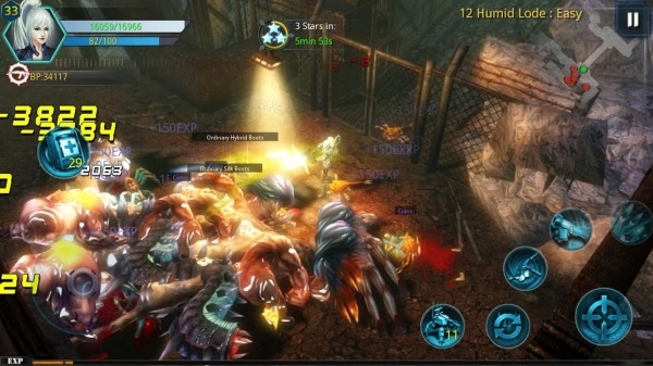 Broken Dawn:Trauma HD Android Game Image 5