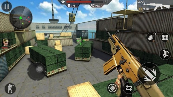 Cover Strike - 3D Team Shooter Android Game Image 4