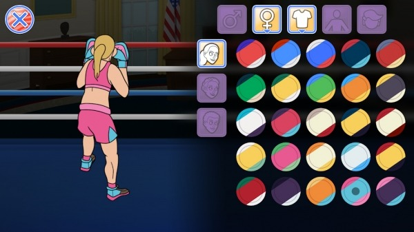 Election Year Knockout Android Game Image 2