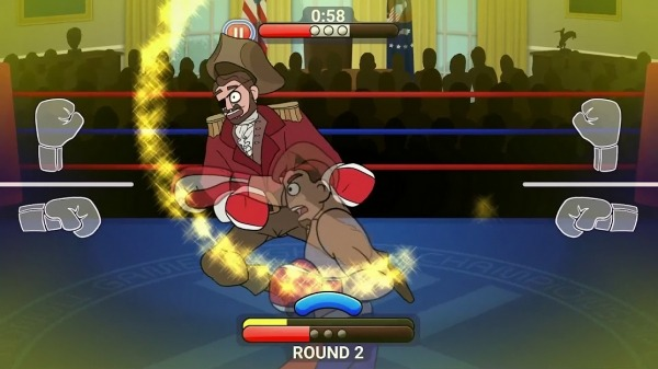 Election Year Knockout Android Game Image 4