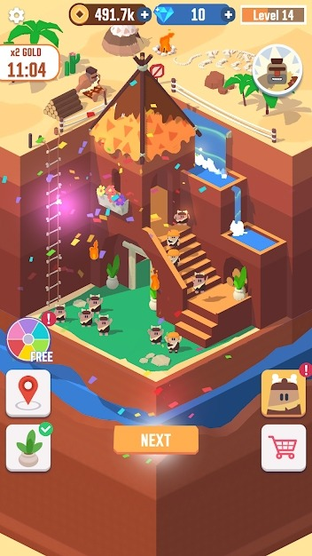 Idle Digging Tycoon Android Game Image 3