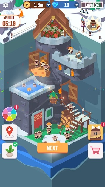 Idle Digging Tycoon Android Game Image 4