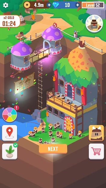 Idle Digging Tycoon Android Game Image 5
