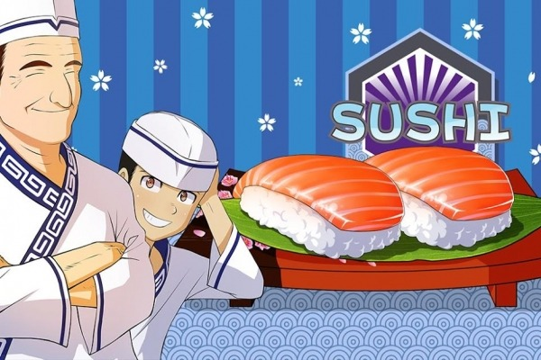 Sushi House - Cooking Master Android Game Image 1