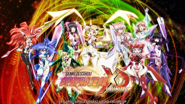Symphogear XD UNLIMITED Android Game Image 1