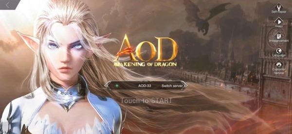 Awakening Of Dragon Android Game Image 1