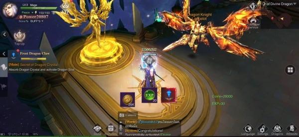 Awakening Of Dragon Android Game Image 2