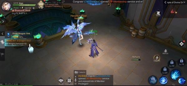 Awakening Of Dragon Android Game Image 3