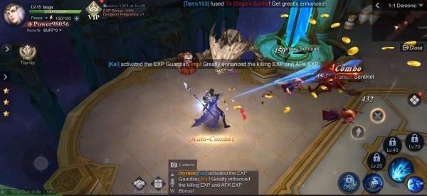 Awakening Of Dragon Android Game Image 4