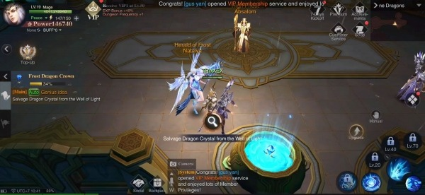 Awakening Of Dragon Android Game Image 5