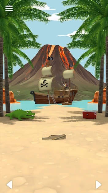 Escape Game: Peter Pan ~Escape From Neverland~ Android Game Image 1