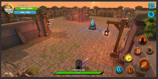 Knight's Life Hero Defense, Online RPG & PVP Arena Android Game Image 5
