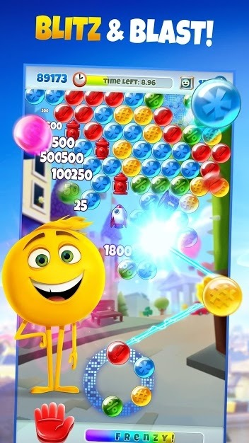 POP FRENZY! The Emoji Movie Game Android Game Image 1