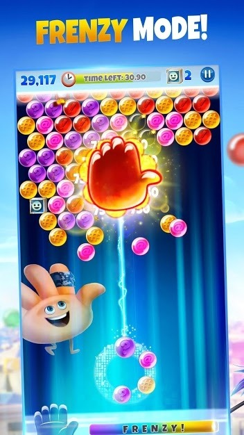 POP FRENZY! The Emoji Movie Game Android Game Image 2