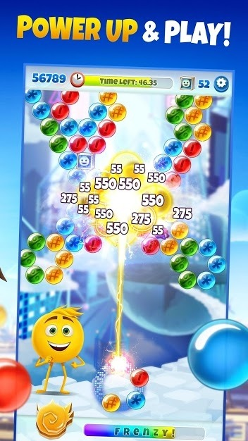 POP FRENZY! The Emoji Movie Game Android Game Image 3