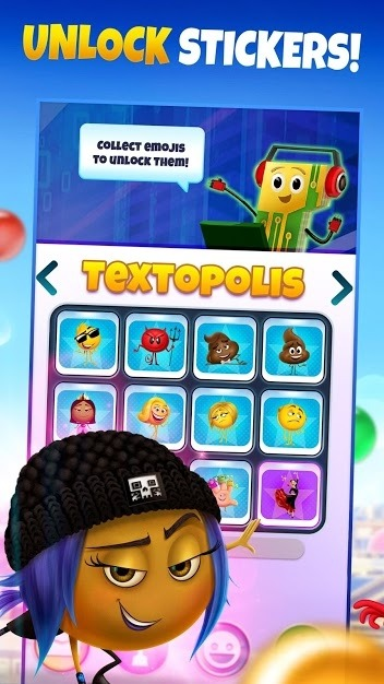POP FRENZY! The Emoji Movie Game Android Game Image 4