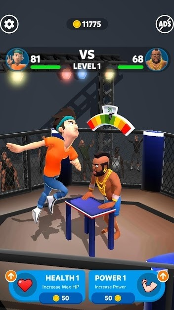 Slap Kings Android Game Image 1