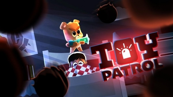 Toy Patrol - No Monsters Allowed Android Game Image 1