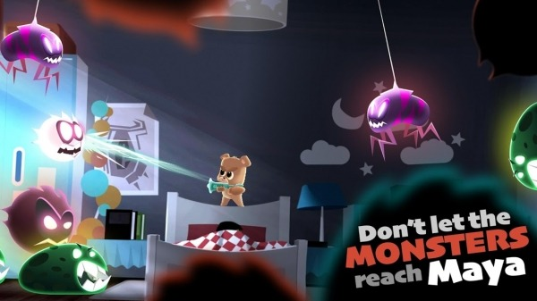 Toy Patrol - No Monsters Allowed Android Game Image 2