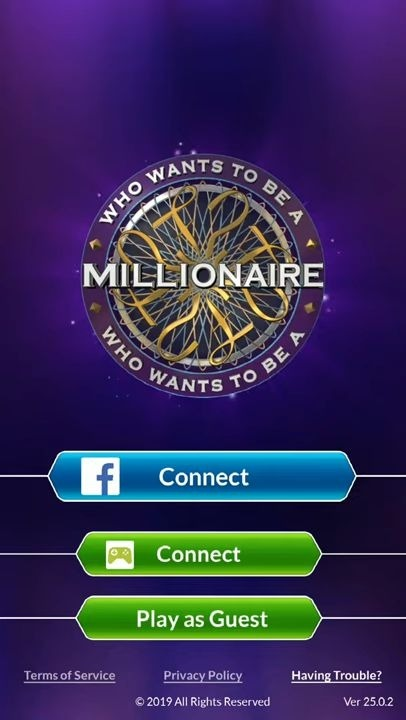 Who Wants To Be A Millionaire? Trivia & Quiz Game Android Game Image 1
