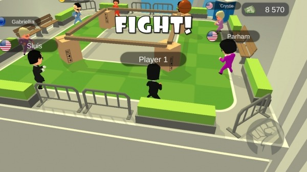 I, The One - Action Fighting Game Android Game Image 2