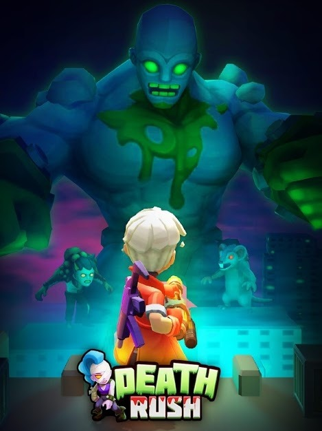 Death Rush Android Game Image 1