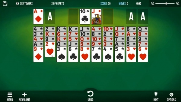Solitaire Bliss Collection Android Game Image 1