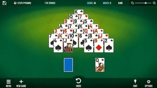 Solitaire Bliss Collection Android Game Image 2