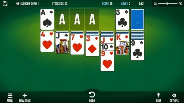 Solitaire Bliss Collection Android Game Image 3