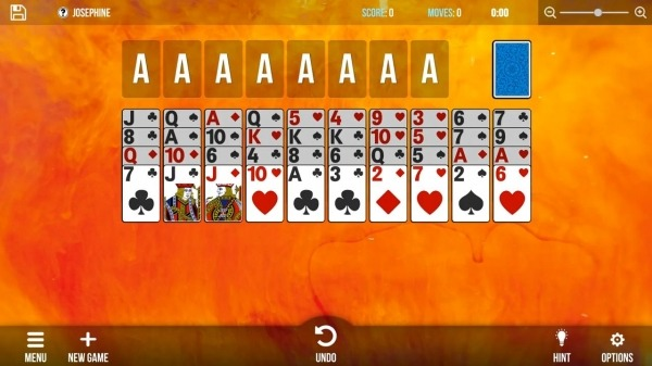 Solitaire Bliss Collection Android Game Image 4