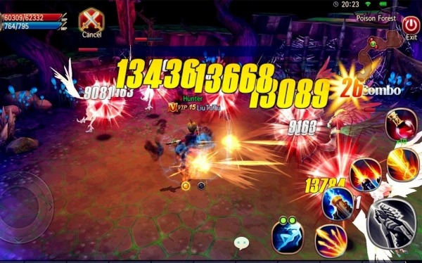Sword Of Chaos Android Game Image 4